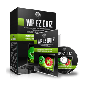 Плaгин для WordPress — EZ Quiz