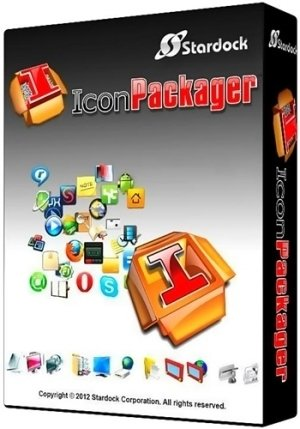 Stardock IconPackager 5.10.032 [Multi/Ru]