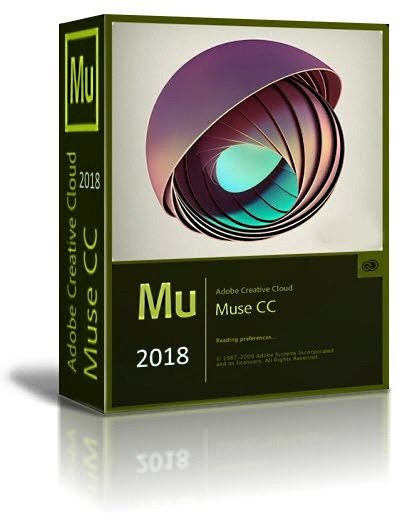 Adobe Muse CC 2018.0.0.685