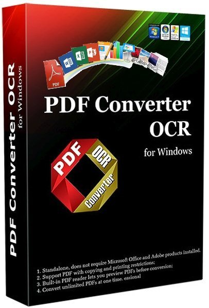 Lighten Software PDF Converter OCR