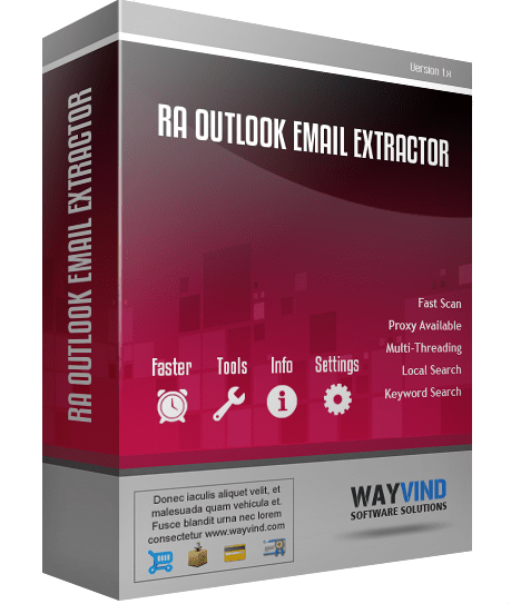 RA Email Extractor