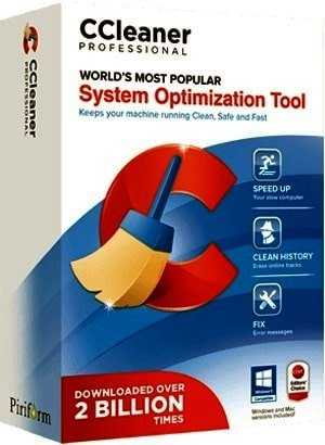 CCleaner Professional 5.48.001