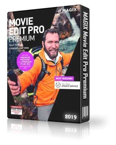 MAGIX Movie Edit Pro 2019 Premium