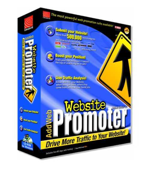 AddWeb Website Promotion Pro